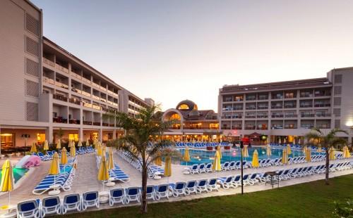 Odihnă în Turcia, Side, Hotel Seher Sun Palace Resort