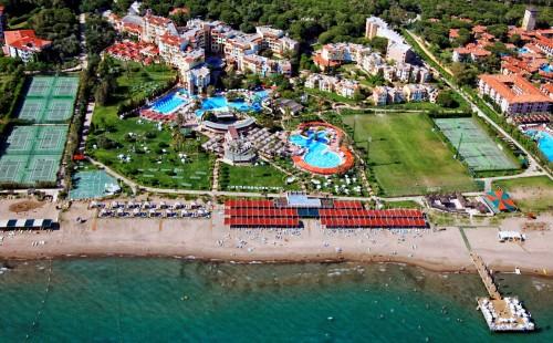 Turcia 2017, Belek, Hotel Limak Arcadia Golf Resort