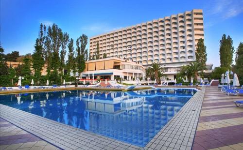 Отдых в Греции, Халкидики, Отель Pallini Beach