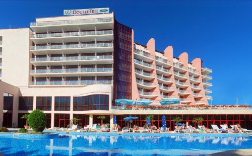 Bulgaria, Golden Sands, Hotel DoubleТree by Hilton Varna