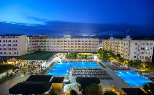 Odihnă în Turcia, charter din Chișinău, Hotel Eftalia Resort