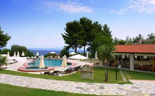 Отдых в Греции, Халкидики, Отель Alkyon Resort