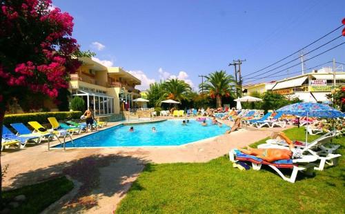 Odihnă la mare în Grecia, Halkidiki, Hotel Dionysos Inn