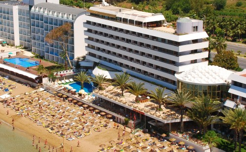 Odihnă la mare în Turcia 2017, Alanya, Hotel Rubi