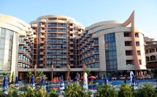 Отдых на море в Болгарии, Солнечный Берег, Отель Fiesta M