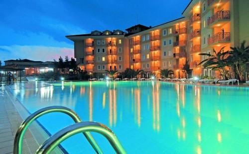 Kemer, Turcia cu zbor din Chișinau, Hotel Akka Claros