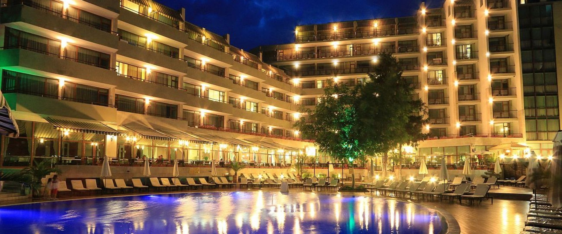 All inclusive în Bulgaria, Golden Sands, Hotel Edelweiss