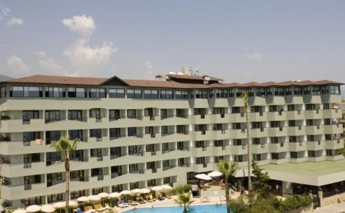 Tururi la mare în Turcia 2017 , Alanya, Hotel Elysee