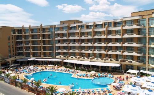Litoral în Bulgaria 2017, Sunny Beach, Hotel Grenada