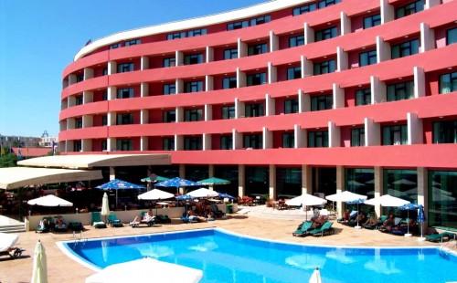 Odihnă în Bulgaria 2017, Sunny Beach, Hotel Mena Palace