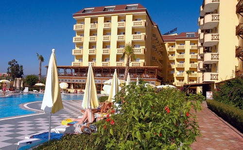 Odihnă în Turcia 2017, Alanya, Hotel Titan Garden