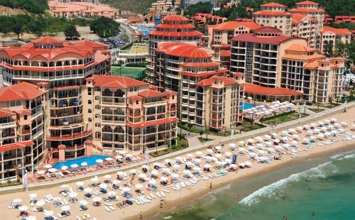 Odihnă la mare în Bulgaria 2017, Elenite, Hotel Andalusia