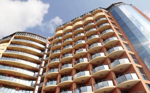 All inclusive în Bulgaria, Sunny Beach, Hotel Smartline Meridian