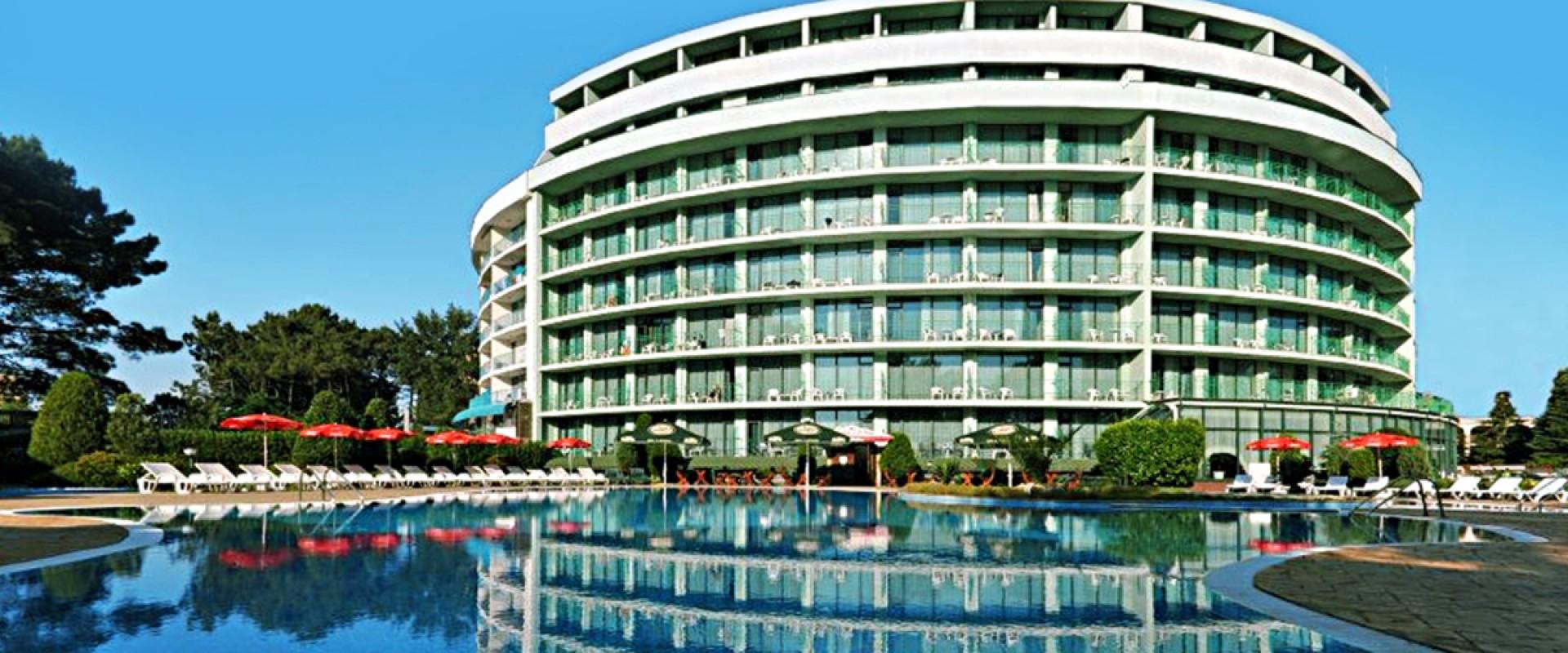 Odihnă în Bulgaria 2017, Sunny Beach, Hotel Colosseum