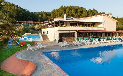 Odihnă la mare 2017, Grecia Halkidiki, Hotel Bellagio