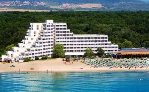 Всё включено на море в Болгарии, Албена, Отель Gergana