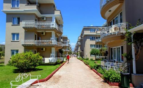 Odihnă în Turcia, Alanya, Hotel Larissa Holiday Beach Club