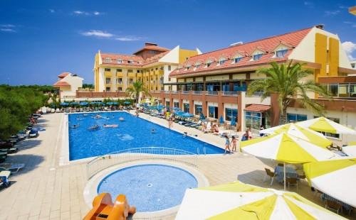 Turcia cu zbor din Chișinau, Hotel Seher Sun Beach