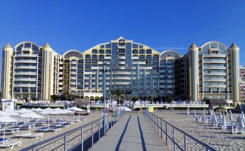 Vacanță în Bulgaria 2017, Sunny Beach, Hotel Victoria Palace