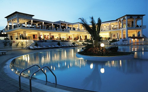Grecia 2017, Halkidiki, Alexandros Palace Hotel & Suites