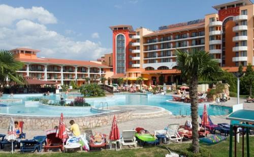 Vacanță în Bulgaria, Sunny Beach, Hrizantema Hotel & Casino