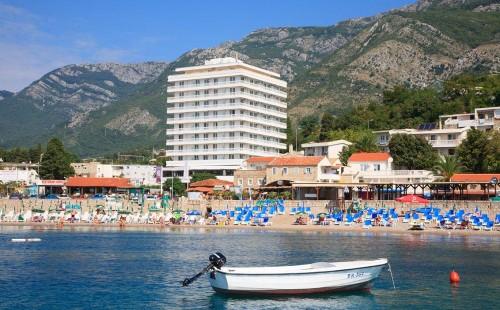Odihnă în Muntenegru 2017, Sutomore, Hotel Sato