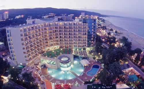 Vacanță în Bulgaria, Golden Sands, Hotel Marina Grand Beach