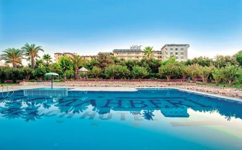Vacanță în Turcia, Alanya, Hotel MC Mahberi Beach