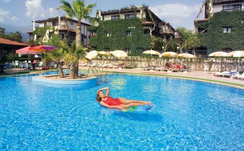 Sejur la mare în Turcia 2017, Alanya, Hotel Club Titan