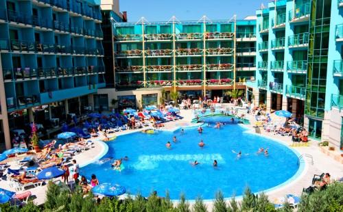 Odihnă la mare în Bulgaria, Sunny Beach, Hotel Diamond
