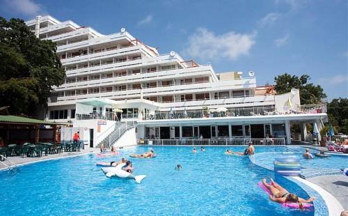 Odihnă la mare în Bulgaria, Golden Sands, Hotel Pliska