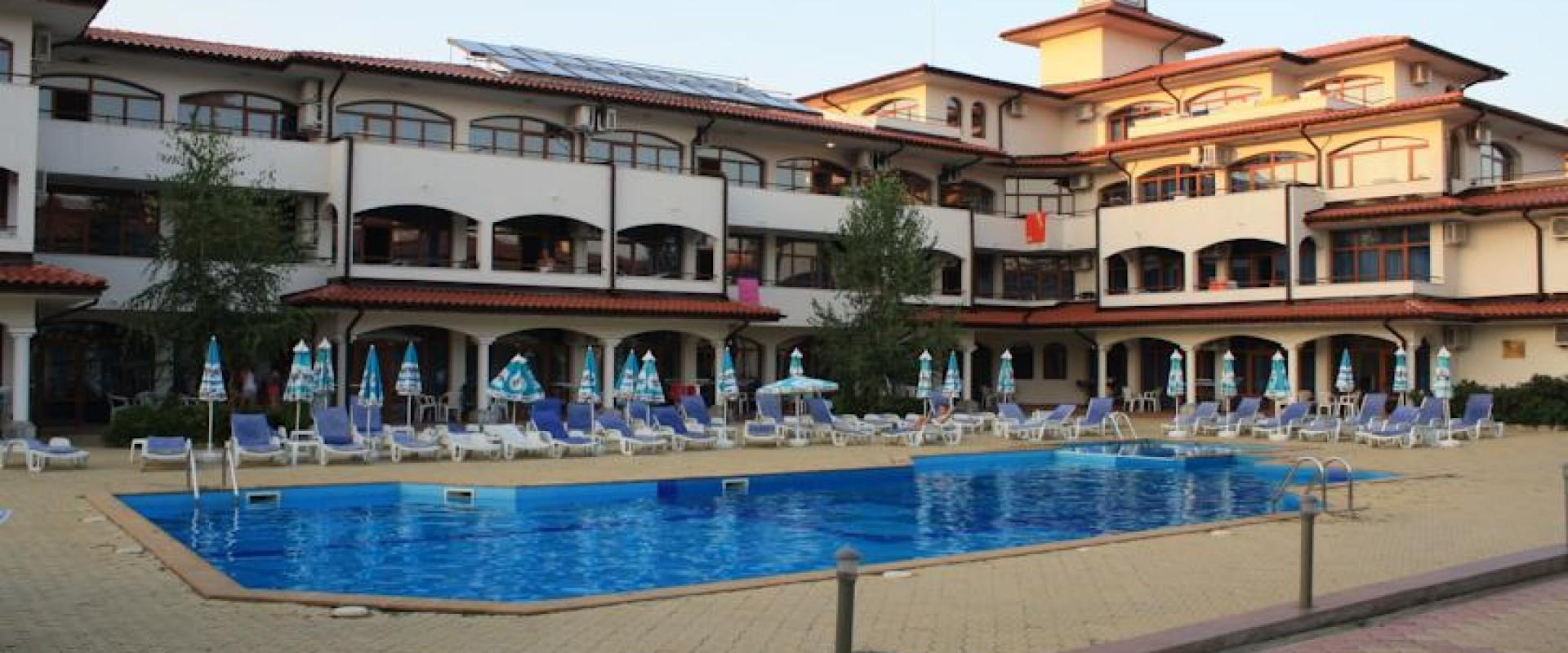 All inclusive în Bulgaria, Sunny Beach, Hotel Sunrise Family