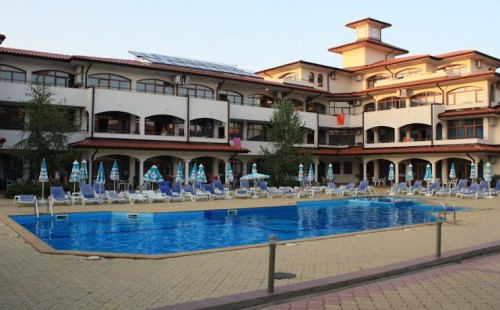 All inclusive în Bulgaria, Sunny Beach, Hotel Sunrise Family
