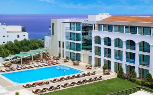 Grecia 2017, Insula Creta, Hotel Albatros Spa & Resort