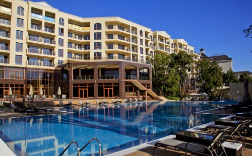 Vacanță în Bulgaria, Golden Sands, Apart Hotel Golden Line
