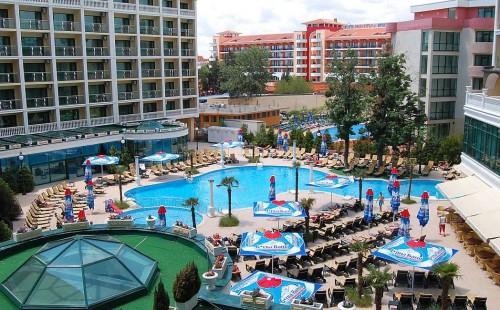 Vacanță în Bulgaria 2017, Sunny Beach, Hotel Planeta