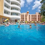 All inclusive în Bulgaria, Sunny Beach, Hotel Sun Palace