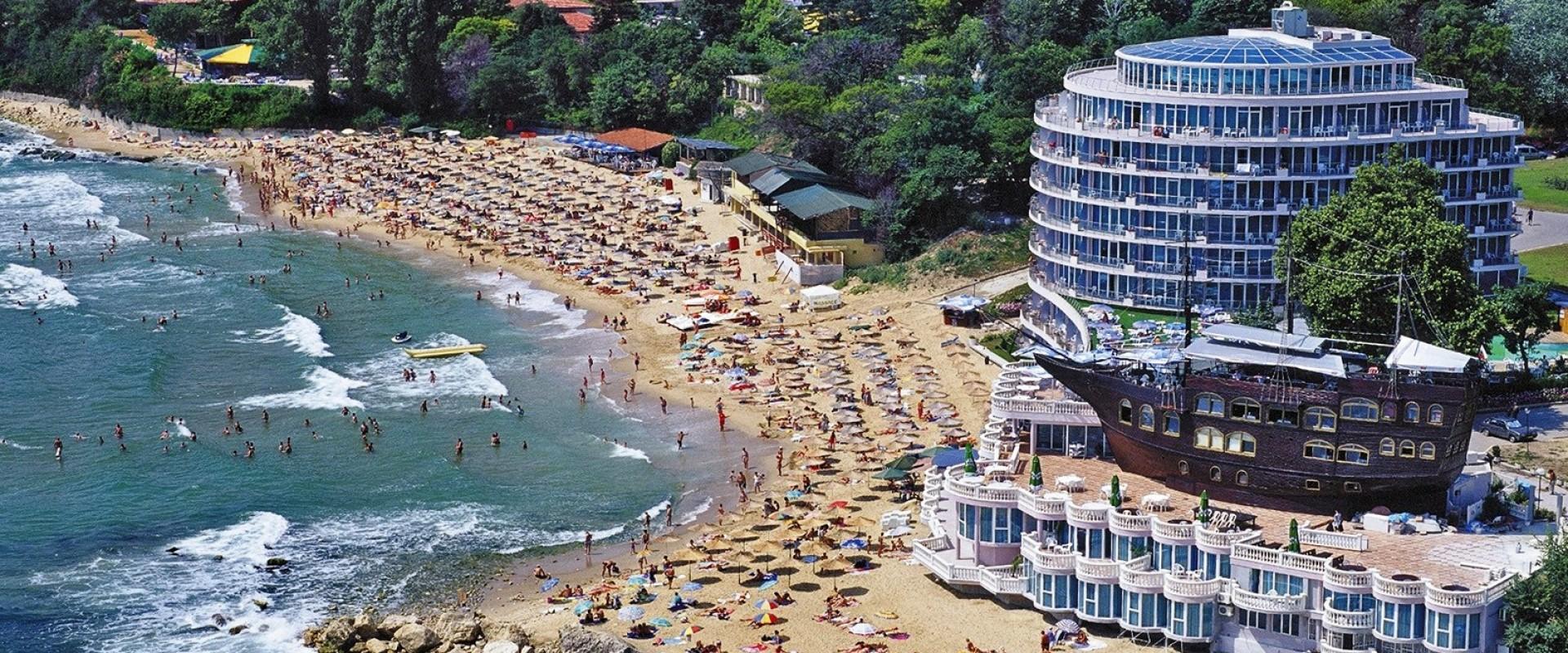 Bulgaria, Sf. Constantin și Elena, Sirius Beach Hotel & SPA