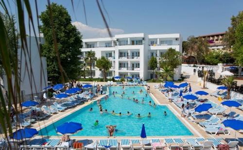 Odihnă în Turcia, Side, Hotel Larissa Beach Club