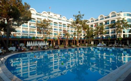 Odihnă la mare în Turcia, Side, Hotel Maya World
