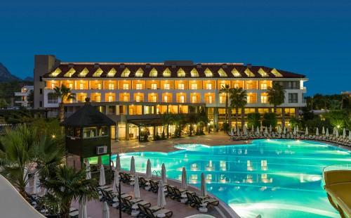 Turcia cu zbor din Chișinău, Hotel Sherwood Greenwood Resort