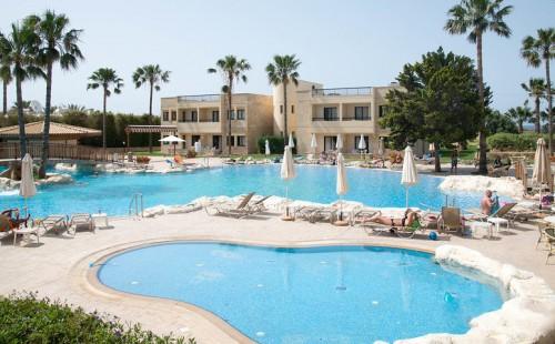Vacanță în Cipru, Paphos, Hotel Panareti Coral Bay Resort