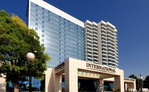 Bulgaria, Golden Sands, Hotel International Hotel Casino & Tower Suites