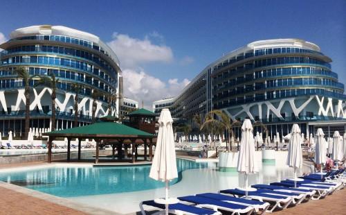 Vara 2017, Turcia, Alanya, Hotel Vikingen Infinity Resort & Spa