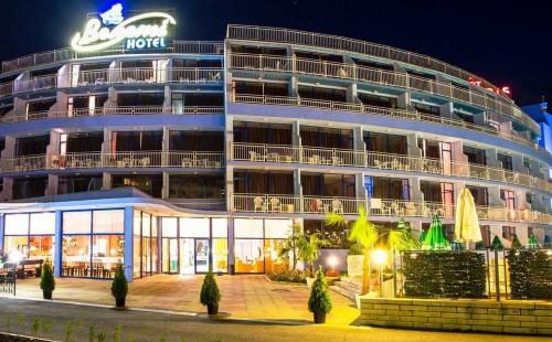 Отдых на море в Болгарии, Солнечный Берег, Отель Bohemi
