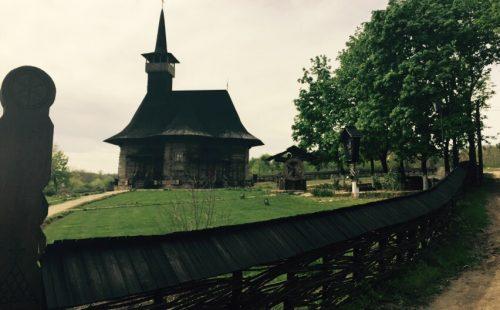 Biserica de lemn din Chișinău