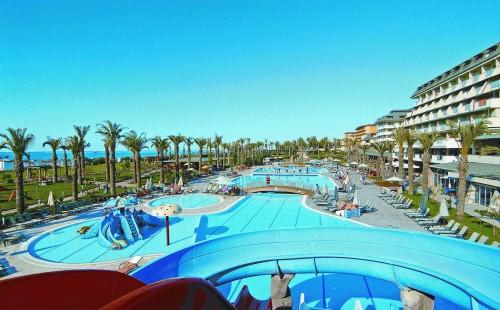 Vacanță în Turcia 2017, Alanya, Hotel Mc Arancia Resort