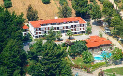 Отдых в Греции, Халкидики, Отель Forest Park