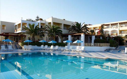 Odihnă 2017 în Grecia, Hotel Creta Royal