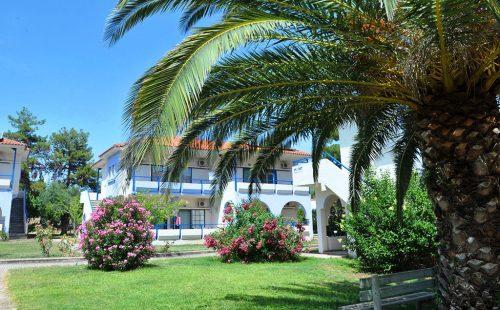Отдых в Греции 2017, Халкидики, Отель Sithonia Village
